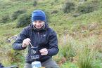 ja na wyjeździe rodzinnym w Brecon Becon National Park
