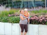 26 tydzień ciąży. Wspólne wakacje z synkiem.Sierpień 2009r.