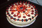 Tort na Dzień Matki.