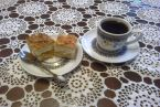 Zapraszam na kawusię i ciasto.