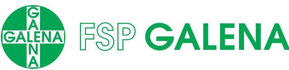 Znalezione obrazy dla zapytania FSP Galena logo