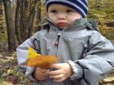 Szymon z liściem