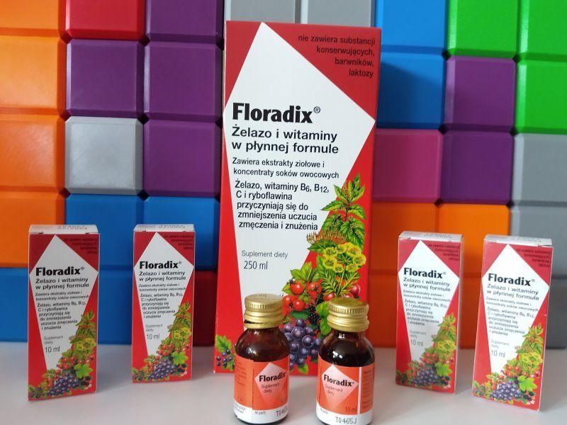 Opinie po testowaniu roślinnych toników FLORADIX