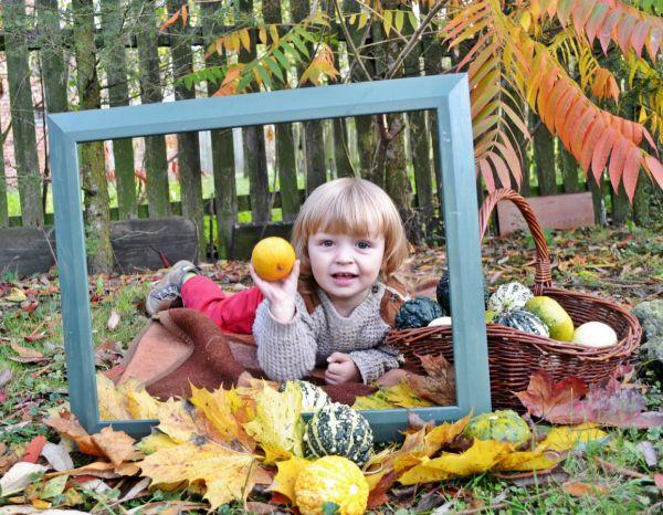 Portret jesienny :)