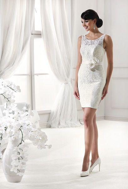 W Ultra Krótka sukienka ślubna – HOT or NOT?! - Artykuł - Familie.pl SD24