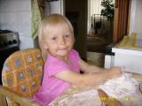 Moja mała gosposia:)