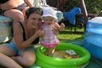 Julek w baseniku