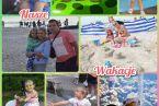 Nasze wakacje były super ;) Pełne radości i zabawy :)