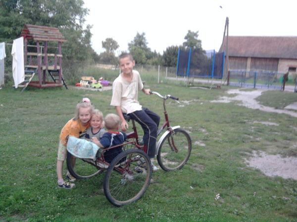Moje kochane dzieciaczki:)