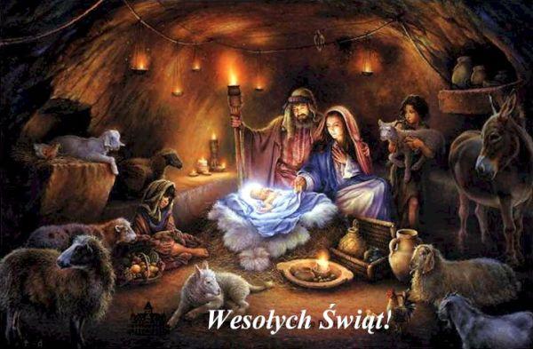 Szczęśliwych i spokojnych Świąt