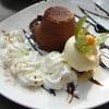 Gorący suflet czekoladowy na zajaczka! :)