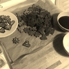 Świąteczne kakaowe kruche ciasteczka
