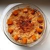 Gruziński deser dyniowo-ryżowy