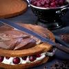 Domowy karnawałowy tort