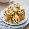 Śniadaniowe rollsy z omleta z serkami marki Lactima