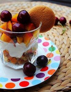 Szybki owocowy deser dla małych smakoszy!