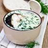Zupa rybna biała. Przepis poleca Robert Muzyczka, Szef Kuchni Dworu Korona Karkonoszy