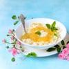 Zapiekany ryż waniliowy z dżemem cytrusowym