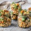 Zdrowy smak natury:  Sałatka z podpiekanej marchewki, czerwonej soczewicy i ziół