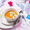 Zupa krem marchewkowy z kurczakiem