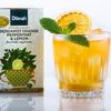 MINT RUNNER - napój na bazie bergamotki, pomarańczy, mięty pieprzowej oraz cytryny