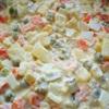 Sałatka warzywna (tradycyjna)