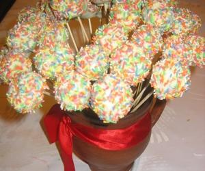 cake pops pierniczkowe-świąteczne