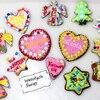 Świąteczne pierniczki-Bo najważniejsze to co płynie prosto z serca